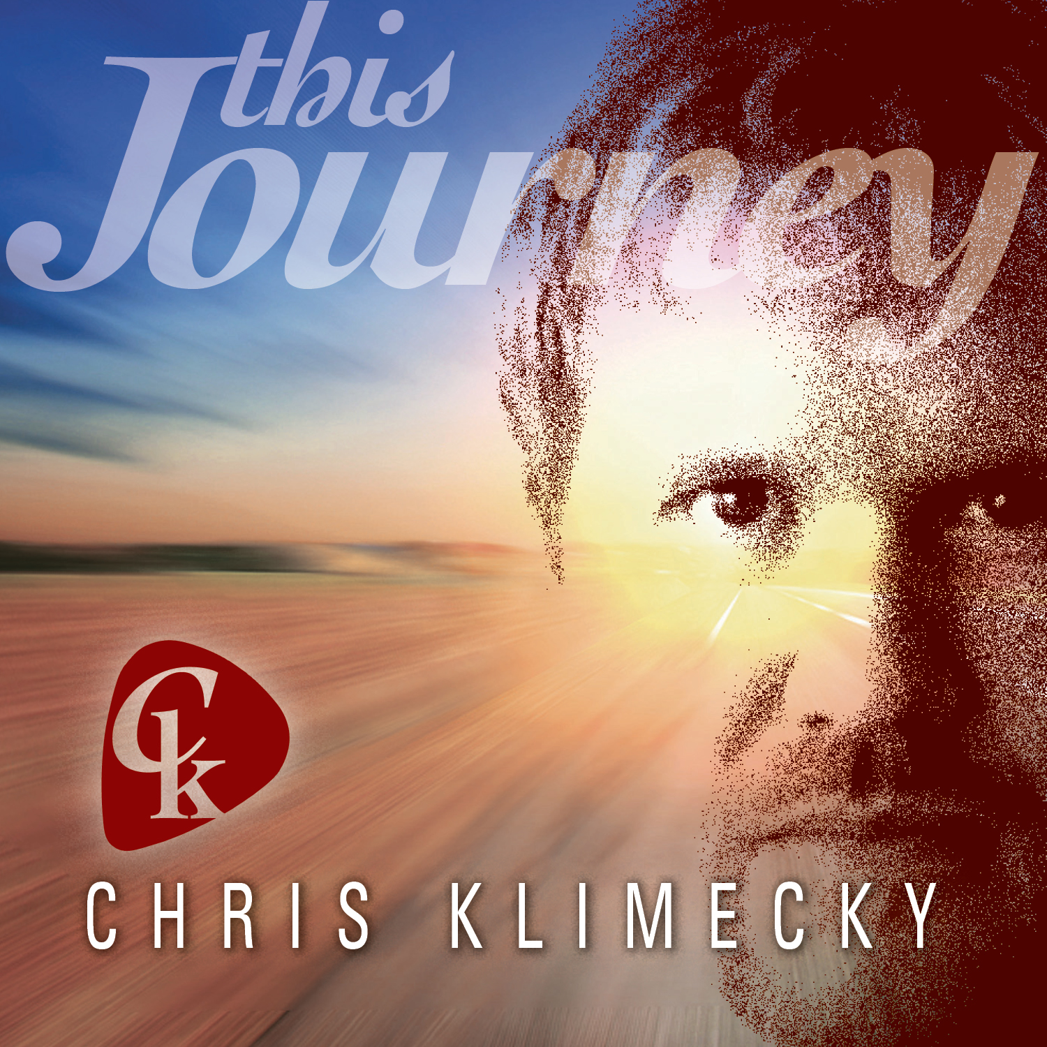 "Cover art for the album ""This Journey"""