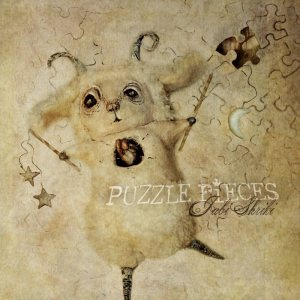 The cover art to Puzzle Pieces by Spiral at www.ToxicPretty.com